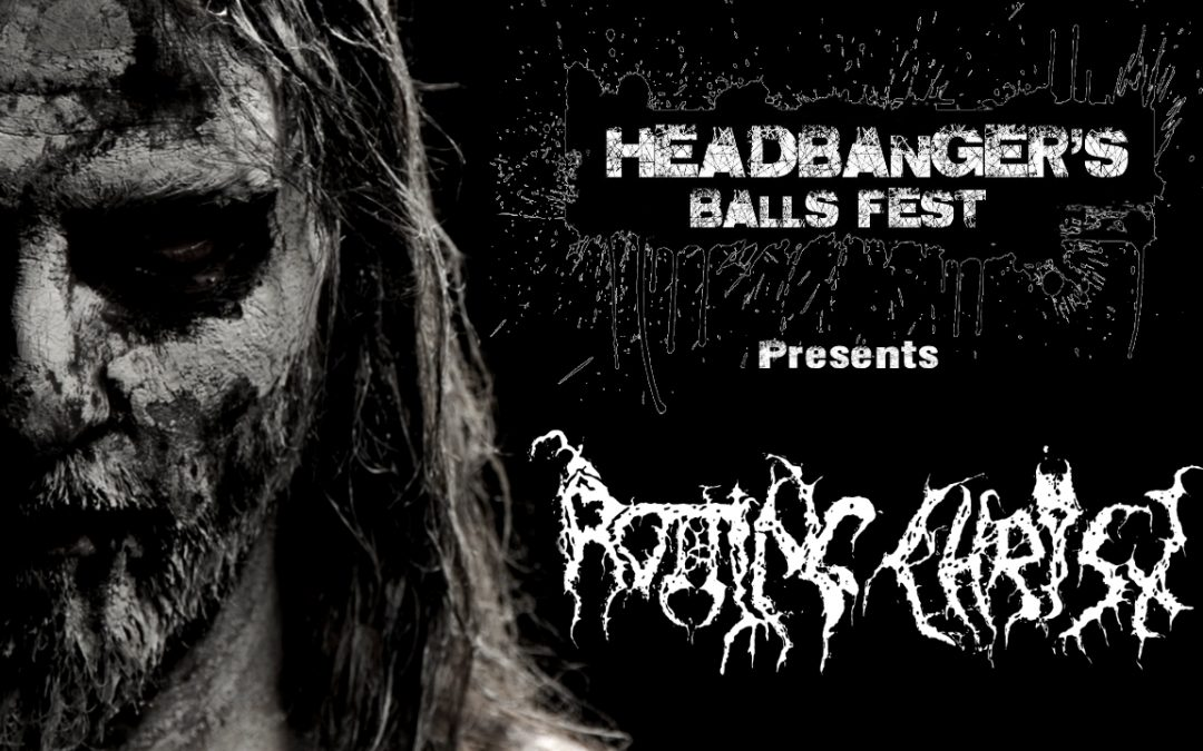 Line-up complete – Rotting Christ headliner