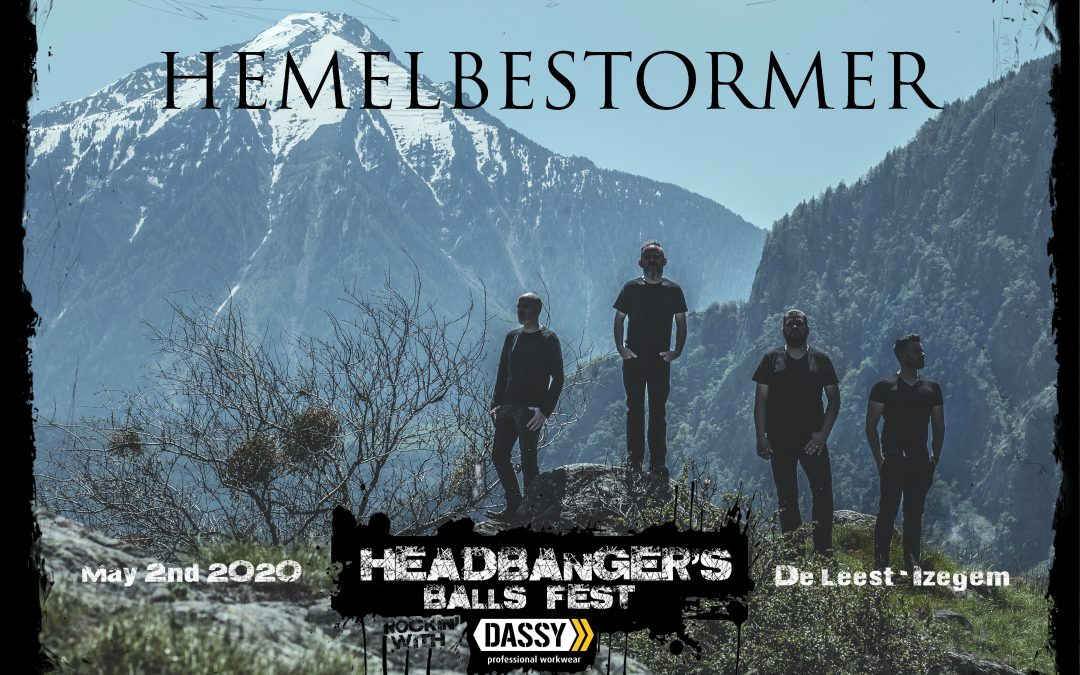 We welcome Hemelbestormer
